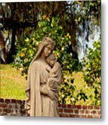 Mother Mary Metal Print