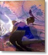 Mother Nature's Son Metal Print