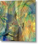 Mother Of Angels Metal Print