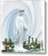 Mother Of Peace Metal Print