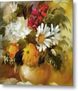 Mother's Bouquet I Metal Print