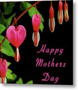 Mothers Day Card 6 Metal Print