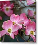 Mother's Day Card Metal Print