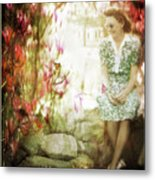 Mother's Day - Remembering Lydia Metal Print