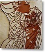 Mothers Glow - Tile Metal Print