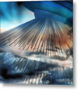 Mothership Metal Print