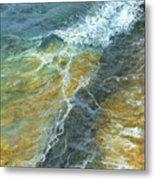 Motion Of The Ocean Metal Print
