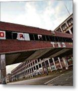 Motor City Industrial Park The Detroit Packard Plant Metal Print