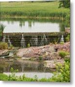 Mound Lake Dam 2 Metal Print