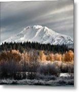 Mount Adams, Washington Metal Print