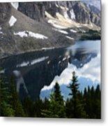 Mount Assiniboine Canada 13 Metal Print