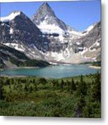 Mount Assiniboine Canada 16 Metal Print