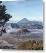 Mount Bromo National Park - Java Metal Print