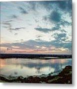 Mount Dora Fl Sunset Metal Print