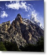 Mount Fitz Roy 3 Metal Print