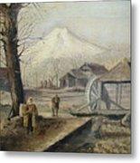 Mount Fuji - Japan Metal Print
