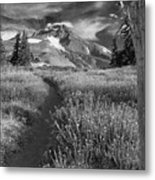 Oregon's Mount Hood Metal Print