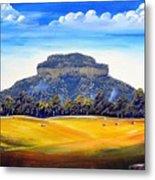 Mount Lindesay,australia Metal Print
