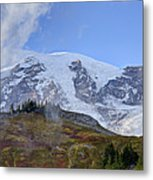 Mount Rainier 3 Metal Print