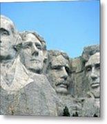 Mount Rushmore Metal Print by American School