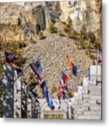 Mount Rushmore Grand View Terrace Metal Print