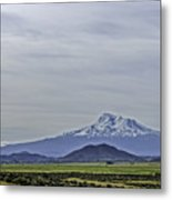 Mount Shasta Majesty Metal Print
