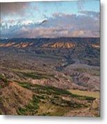 Mount St Helen Metal Print