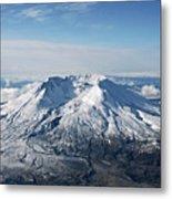 Mount St. Helens 0005 Metal Print
