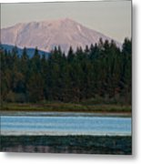 Mount St. Helens Metal Print