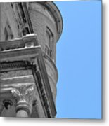 Mount Vernon Place Metal Print