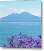 Mount Vesuvius 1 Metal Print