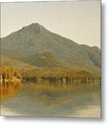 Mount Whiteface From Lake Placid Metal Print