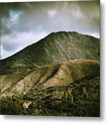 Mount Zeehan Tasmania Metal Print
