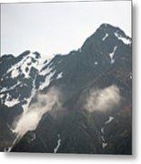 Mountain Alaska A Metal Print