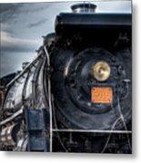 Mountain Class - Canadian National 6016 Metal Print