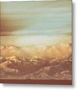Mountain Classic1 Metal Print