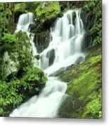 Mountain Falls Metal Print