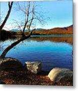Mountain Lake Chocorua Metal Print