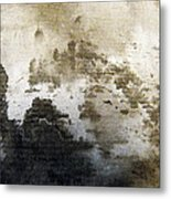 Mountain Mists Metal Print