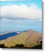 Mountain-scape Metal Print
