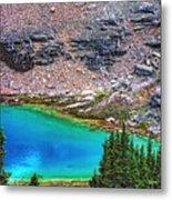 Mountain Tarn Metal Print