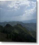 Mountain Top 2 Metal Print