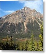 Mountain View 1 Metal Print