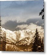 Mountain Vista Metal Print
