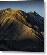 Mountains In Argentina Metal Print