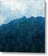 Mountine Air Metal Print