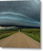 Mouth Of The Beast  Metal Print