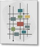 Movement - 1 Metal Print