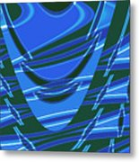 Moveonart Dream Space 1 Metal Print