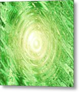 Moveonart Dreams Of Spring Metal Print